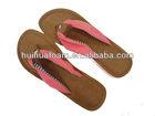 Comfortable EVA platform slippers