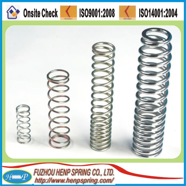 Nitinol Spring Suppliers Nitinol Compression Spring