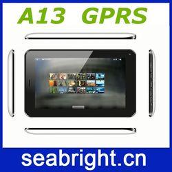 gsm mini pc A13 android 4.0 512mb/4gb dual camera bluetooth