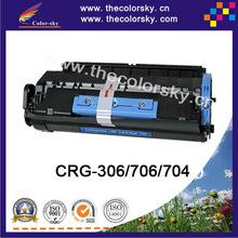 (CS-CRG306) Bk laser toner cartridge ceramic toner for canon CRG 106 306 706 MF 6530 6550 6500 6540 6531 (6000Pages)