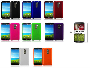 D1538 NEW Hard Case Phone Cover for LG G2 D801 (T-Mobile)