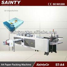 a4 photocopy paper ream wrap machine
