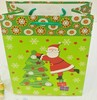 Hot-sale cute design promotional gift christmas paper tote bag
