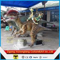 Hot sale dinosaur robot dinosaur rides for theme park