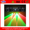 Four Head Laser Show Night Club Lighting