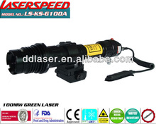 Tactical Low temperatures long distance 50mw infrared laser designator/night vision weapon sight
