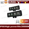 cree automotive led working lights
