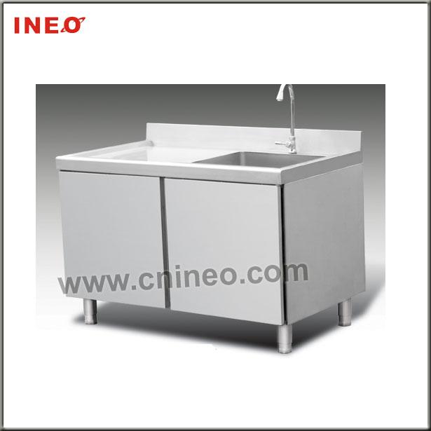 metal kitchen sink base cabinet stainless steel kitchen