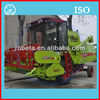 factory high output peanut small combine wheat harvesting machine