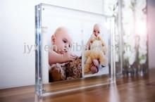 pop acrylic nude children funny photo frames 2013
