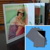 1.0mm Black self adhesive PVC foam sheet for album wedding photobook digital pages plastic /album consumables