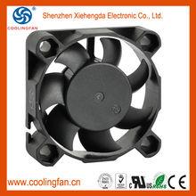 Environmental Fireproof 40x40x10mm 5v 12v 24v Axial Cooling Fan