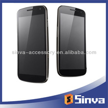 Korea anti-scratch clear material for sumsung galaxy nexus 3 i9250 screen protector film paypal accepted