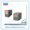 off grid solar system ac dc conversion power inverter batteries builtin