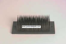 heckles for preparing hair