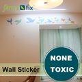 Adesivos de parede europa chave suporte de parede decorativo