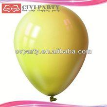 Cheap promotional advertising latex balloon plastic balloon weight