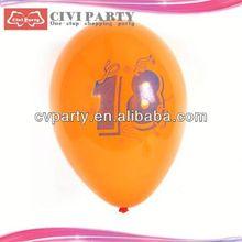 Promotion Latex Balloon,Advertising Balloon,Party Balloon inflatable zoo animals