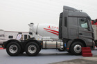 NORTH BENZ TRACTOR TRUCK WITH 400L FUEL TANK
