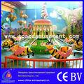 venda quente e super divertido parque de diversões passeios auto controle de mel de abelhas para as crianças com vários tipos