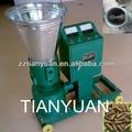 más bajo precio pequeño pellets de alimentación de la máquina de prensa de conejo para caballo