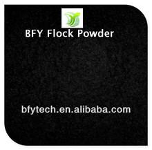 Top quality nylon flock powder nail supplies