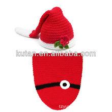 Newborn Baby Infant Crochet Knit Beanie Animal Design Photography Props Hat Set Christmas Baby Caps set