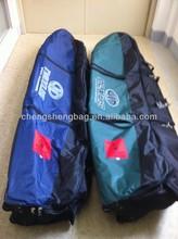 Over stock surfboard bag