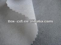 PE film laminated non woven fabric