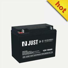 agm battery 12v 50ah battery nife battery