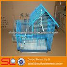 35*28*45cm green coated bird cage/metal bird cage/bird breeding cage