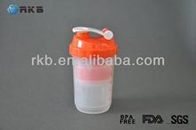 18OZ Leak-proof BPA Free Sports Power Drinking Bottle (SHK-007)