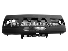 Chinese Mini Van and Mini Truck auto spare parts Front Bumper Black for DFM DONGFENG