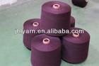top dyed melange yarn for knitting & weaving