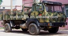 SHACMAN STEYR SX2160 4x4 military truck