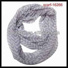 fashion striped tube scarf hot sale