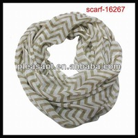 fashion striped young tube scarf stocks