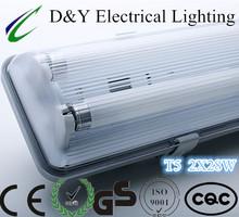 T5 fluorescent lamp 2x28w waterproof fixture