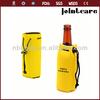 Neoprene wine bottle cover