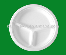 3 Section Paper Plates
