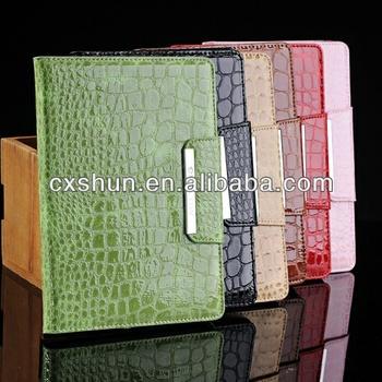 2013 Newest Crocodile style luxury case for ipad air