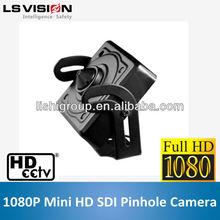 LS vision WDR 1080p hd sdi megapixel lens HD worlds smallest hd digital video camera