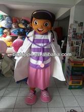 adult doc mcstuffins mascot costume