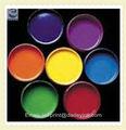 Pigmento de color los fabricantes que venden