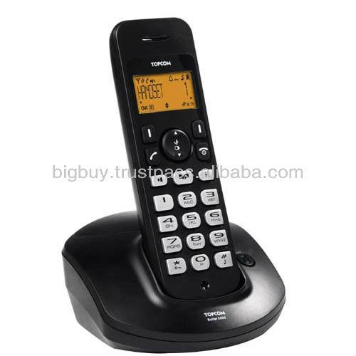 Cordless Telephone Cordless Telephone Topcom Dect