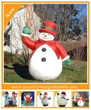 Event decoration Christmas inflatable snowman