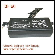 For Nikon EH-60 AC Adapter (for Nikon Coolpix 2500 Camera)
