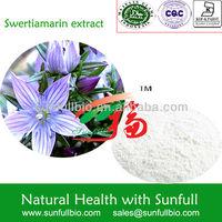 Nature plant -Swertia Extract /Swertiamarin