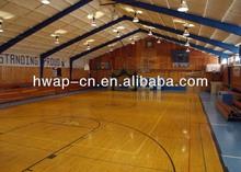Maple Wood Basketball Court Floor Mat