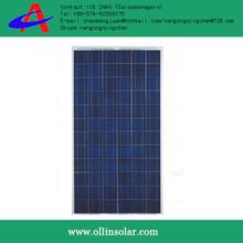 120w ALLIN Poly solar POWER panel,2013 NEW STYLE!!!